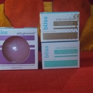Bliss Glo Ball and Mask